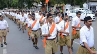 RSS affiliate SJM to protest against Government's new FDI policy