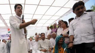 Congress leader Sachin Pilot slams BJP over reports of cow deaths in Rajasthan