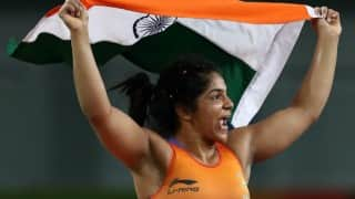 Rio Olympics Closing Ceremony 2016: Sakshi Malik to be Indian flagbearer