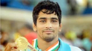 Sandeep Tomar Wrestler India LIVE Score: Rio Olympics 2016 Wrestling freestyle, Live Updates, Sandeep Tomar bows out