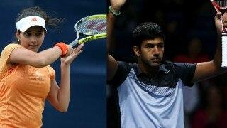Sania Mirza, Rohan Bopanna vs Samantha Stosur, John Peers, LIVE Updates Rio Olympics 2016: Mixed doubles tennis match postponed to Thursday evening