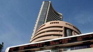 Sensex washes out early gains, dips 46 points; SBI climbs