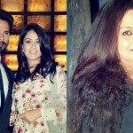 Shahid Kapoor's mother Neelima Azeem reveals exclusive secrets about Mira Rajput's newborn baby!