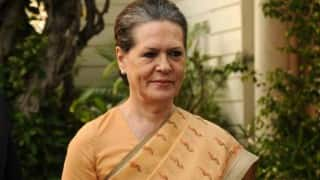 Sonia Gandhi returns to Delhi, taken to hospital for check-up after suffering from high blood pressure and fever