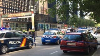 Spain: Shooting in Zaragoza inside shopping mall, terror angle not ruled out