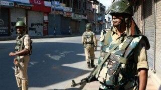 Srinagar encounter: 5 militants killed as army foils infiltration bid in Jammu and Kashmir