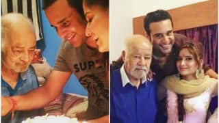 Comedy Nights Live comedian Krushna Abhishek's father passes away!