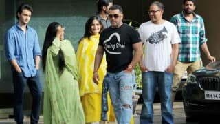 Guess who accompanied Salman Khan and his sisters on this Raksha Bandhan! (See Pictures)