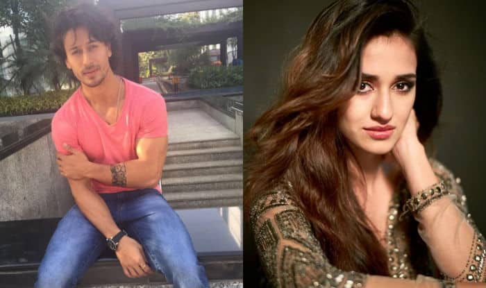Captured: Tiger Shroff and Disha Patani on Secret Holiday