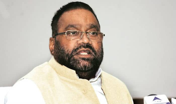 Former BSP leader Swamy Prasad Maurya joins BJP