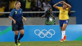 Rio Olympics 2016: Sweden eliminate US women from Olympic football tourney