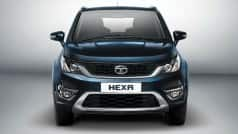 Tata Hexa to launch with 6 variants in January 2017
