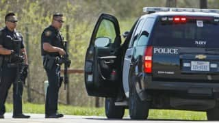One dead, three wounded in Texas shooting. More than 200 mass shooting incidents in the United States so far