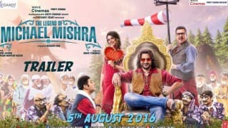The Legend of Michael Mishra trailer: Arshad Warsi seems out of place in this mishmash of Bhojpuri and the South (Watch video)