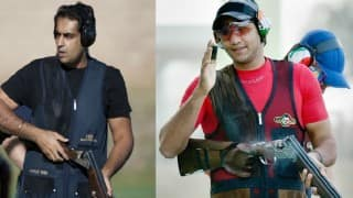 Manavjit Singh Sandhu, Kynan Chenai at Rio Olympics 2016: Indian shooters to appear in Qualification 2 of trap shooting