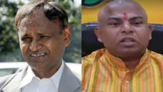 BJP Dalit MP Udit Raj demands expulsion of party legislator Raja Singh for justifying Una flogging