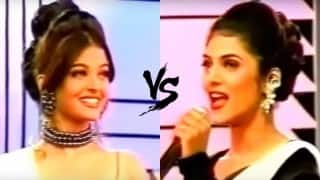 Nostalgia! When Sushmita Sen overpowered Aishwarya Rai (Watch video!)