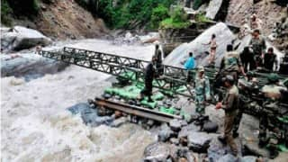 Uttarakhand: 15 Bodies Recovered, 20 Others Missing After Cloudburst in Sanel Village