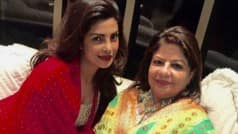 Confirmed: Priyanka Chopra's mother Madhu Chopra not making acting debut