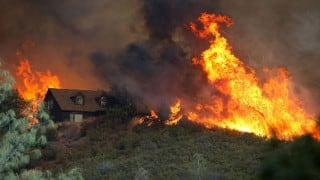 Nearly 10 square miles burn in latest California wildfire