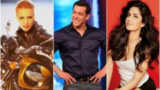 OMG! Are Salman Khan's girlfriend Iulia Vantur and his ex-flame Katrina Kaif fighting over him?