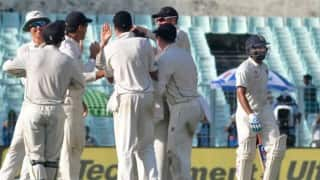 India Vs New Zealand Video Highlights, 2nd Test Day 1: Even-steven on opening day of Kolkata Test