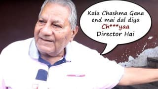 This uncle gives one hell of a movie review of Baar Baar Dekho starring Katrina Kaif & Sidharth Malhotra