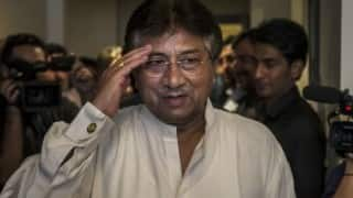 Pakistan court orders confiscation of Pervez Musharraf's property