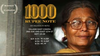 """Ek Hazarachi Note"" Director Shrihari Sathe on the Marathi Film's Universal Appeal"