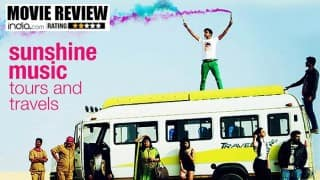 Sunshine Music Tours and Travels movie review: Fun road trip with perfect bromance at Sunburn festival
