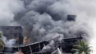 बंग्लादेश में बॉइलर फटा, 20 मरे