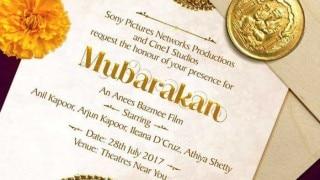 Anil Kapoor, Arjun Kapoor stareer movie 'Mubarakan' to release on July 28!