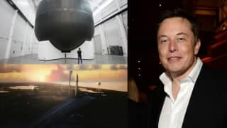 SpaceX Chief Elon Musk promises 'fun' trip to Mars colony