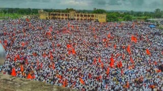 Mi Maratha: The politics of reservation or means to oust Brahmin chief minister Devendra Fadnavis?