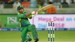 Pakistan vs England 5th ODI: Sarfraz Ahmed stars as Pakistan achieved a consolation four-wicket win