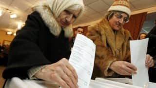 Russia Parliamentary elections, ruling United Russia leads with 50 per cent