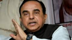 'Most Favoured Nation' status should be scrapped until Pakistan becomes democratic in true sense: Subramanian Swamy