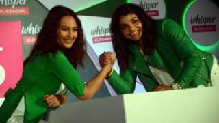 Sonakshi Sinha, Sakshi Malik announce new campaign celebriting the existence of girls