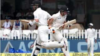 STUMPS! IND 159/1 | India Vs New Zealand LIVE Score 1st Test Day 3: IND lead by 215 runs, NZ 262/10