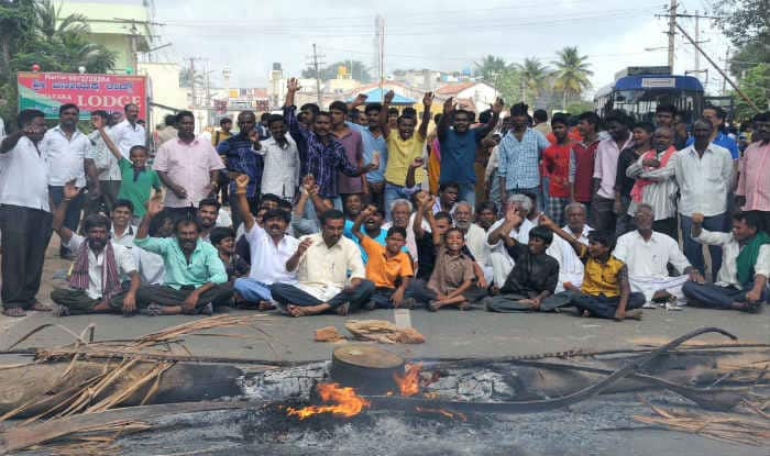 Cauvery dispute: Security heightened for Karnataka bandh, 25000 police officers deployed