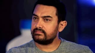 Nostalgia! When Aamir Khan was spotted having a cup of chai at a roadside tea stall!