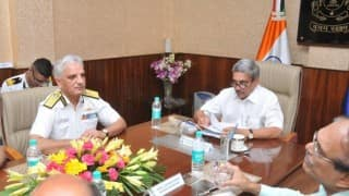 Manohar Parrikar chaired Defence Acquisition Council clears proposal worth Rs 1,900 crores