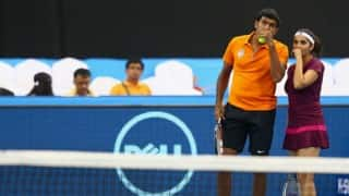 Sania Mirza, Rohan Bopanna hit back at Leander Paes on Twitter
