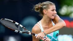 Czech Karolina Pliskova routs Ana Konjuh to reach first Grand…