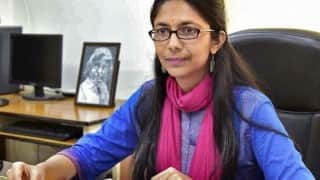 Delhi BJP seeks removal of DCW chief Swati Maliwal dissolution of panel