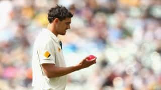 30 stitches for Australia's Mitchell Starc after training mishap