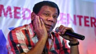 Rodrigo Duterte says did not insult Barack Obama, calls United Nations chief 'fool'