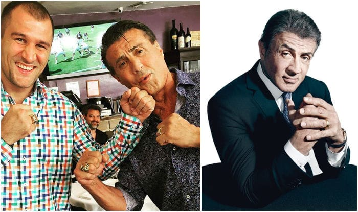 Sylvester Stallone knocks out his 'death rumours' like a boss