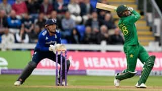 Pakistan vs England 5th ODI 2016 Video Highlights: Pakistan register consolation win, beat England by 4 wickets, watch full highlights of PAK vs ENG