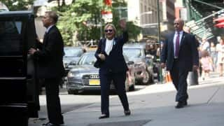 Hillary Clinton 'fit to serve' as US president: Doctor